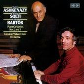 Bartók: Piano Concertos Nos. 2 & 3 de Sir Georg Solti