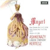 Mozart: Piano Concertos Nos. 8 & 9; Rondo, K.386 by István Kertész