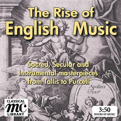 The Rise of English Music by Various Artists