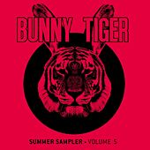 Bunny Tiger Summer Sampler, Vol. 5 - EP de Various Artists