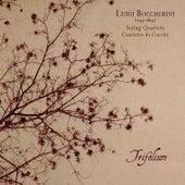 Luigi Boccherini. String Quartets by TRiFOLiUM