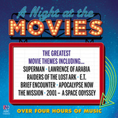 A Night At The Movies by Various Artists