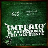 Imperio el Profesional, Vol. 15 (En Vivo) de Various Artists