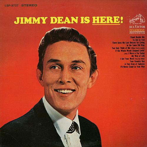 Jimmy Dean is Here! de Jimmy Dean