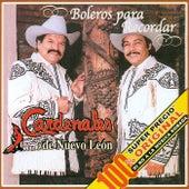Boleros Para Recordar von Cardenales De Nuevo León