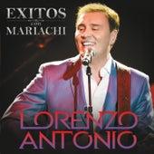 Exitos Con Mariachi (En Vivo) by Lorenzo Antonio