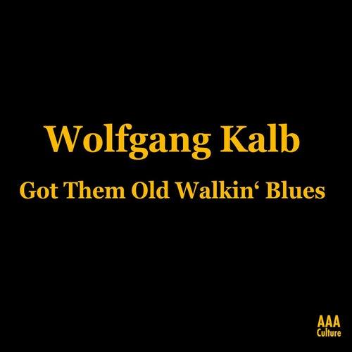 Got Them Old Walkin' Blues von Wolfgang Kalb
