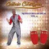 Mi Historia Musical, Vol. 4 de Antonio Cartagena