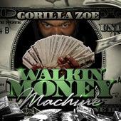 Walkin Money Machine de Gorilla Zoe