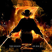 The Legion of Zoe-ro de Gorilla Zoe