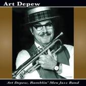 Ramblin' Men Jazz Band (Live) by Art Depew