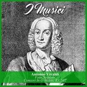 Antonio Vivaldi: Four Seasons / Concert In G Major, RV 532 by I Musici