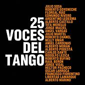 Tango: 25 Voces Inolvidables von Various Artists