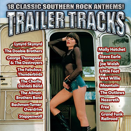 Trailer Tracks by Various Artists