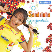 Sandrinha e a Garotada, Vol. 5 (Playback) de Sandrinha