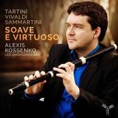 Tartini, Vivaldi & Sammartini: Soave e virtuoso by Alexis Kossenko and Les Ambassadeurs