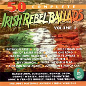 50 Best Irish Rebel Ballads - Volume 1 de Various Artists
