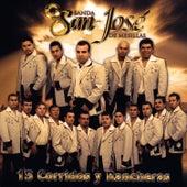 15 Corridos Y Rancheras by Banda San Jose De Mesillas