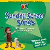 Sunday School Songs by Cedarmont Kids