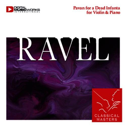 Pavan for a Dead Infanta for Violin & Piano by Erich Appel