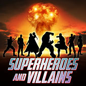 Superheros and Villains de Various Artists