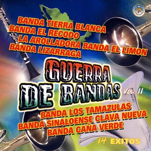 Guerra De Bandas, Vol. II by Various Artists