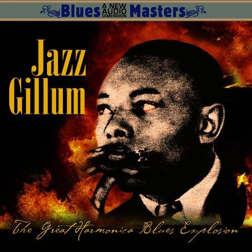The Great Harmonica Blues Explosion by Jazz Gillum
