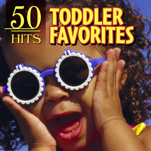 50 Hits: Toddler Favorites by The Countdown Kids