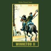 Winnetou II - Karl Mays Gesammelte Werke, Band 8 (Ungekürzte Lesung) von Karl May