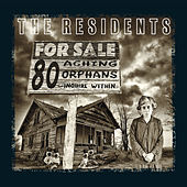 80 Aching Orphans: 45 Years Of The Residents 4cd Hardback Book Anthology Set by The Residents