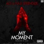 My Moment - Single by Haji Springer