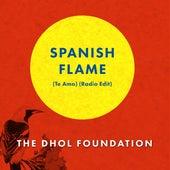 Spanish Flame (Te Amo) [Radio Edit] by Dhol Foundation