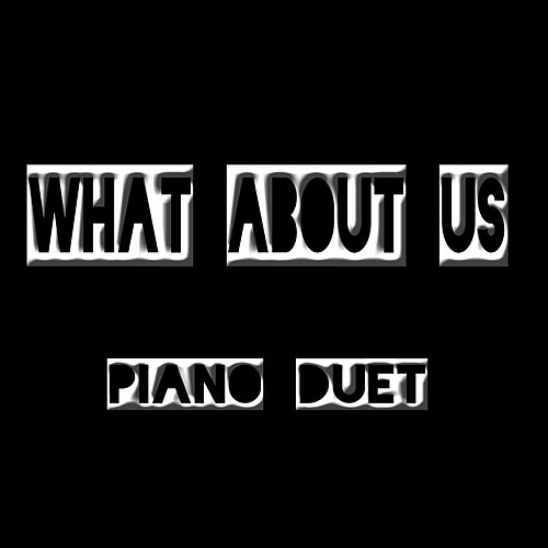What About Us (Piano Duet) de Lorenzo de Luca