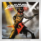 Alive '95 (Anniversary Edition) by Gamma Ray