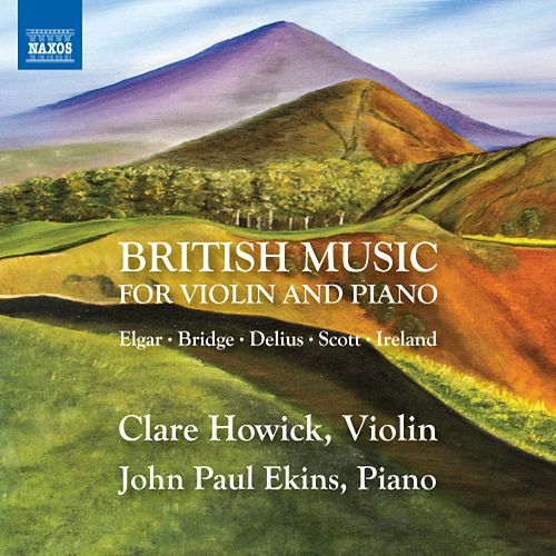 British Music for Violin & Piano by Clare Howick