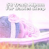 58 Track Album For Babies Sleep by Bedtime Baby