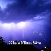 25 Tracks Of Natural Storms by Thunderstorm