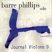 Journal Violone 9 by Barre Phillips