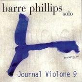 Journal Violone 9 von Barre Phillips