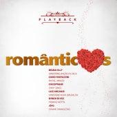 Românticos (Playback) de Various Artists