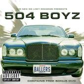 Ballers von 504 Boyz