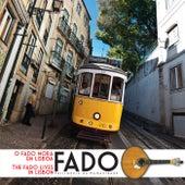 O Fado Mora Em Lisboa de Various Artists