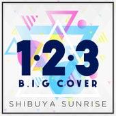 1.2.3 de Shibuya Sunrise
