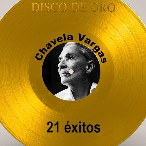 Disco de Oro by Chavela Vargas