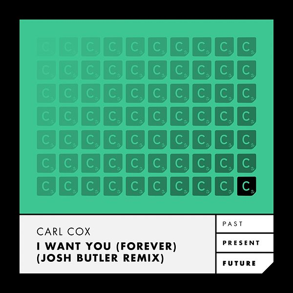 I Want You Forever Josh Butler Remix Single Van Carl Cox Napster