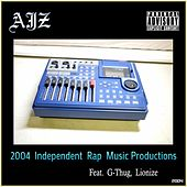 2004 Independent Rap Music Productions by Various Artists