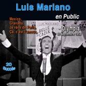 Luis Mariano en Public : Olympia 30 septembre 1958 (20 Succès) von Luis Mariano