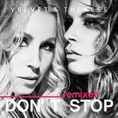 Don't Stop (Remixes) de Velvet