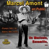 Marcel Amont (Live) (22 Succès de 1958 - 1962) de Marcel Amont