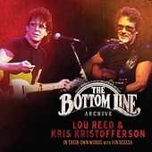The Bottom Line Archive Series: In Their Own Words: With Vin Scelsa by Kris Kristofferson